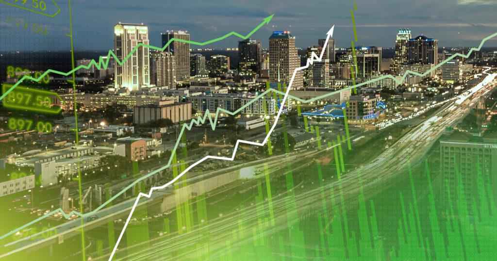 Orlando Economy graphic