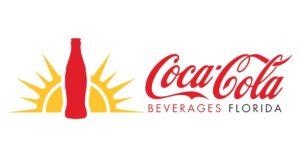 CocaCola beverages Fl Logo