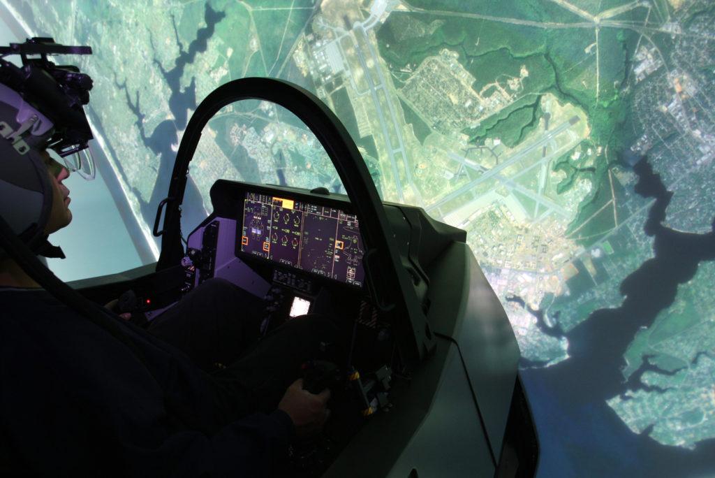 Lockheed Martin Modeling Simulation & Training